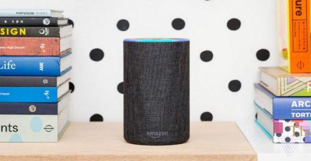 Amazon Echo 2da generación