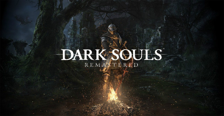 Dark Souls: Remastered Anuncio