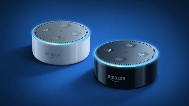 Amazon Echo Dot Altavoces inteligentes 04