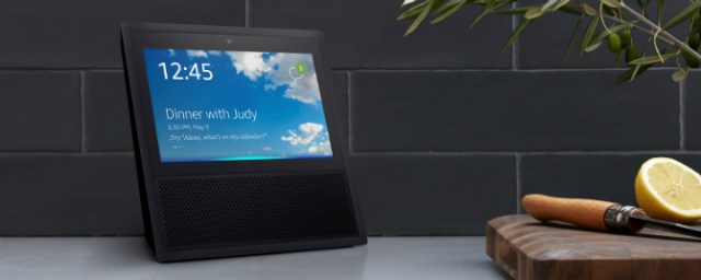 Amazon Echo Show Altavoces inteligentes 06