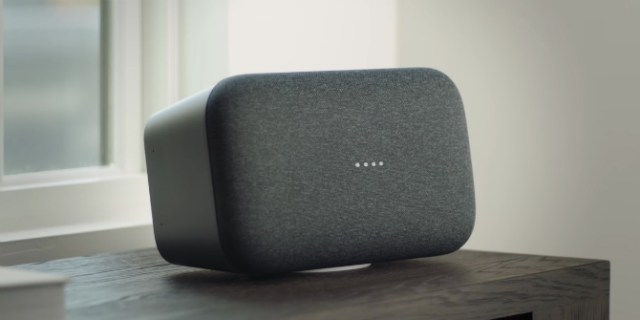 Google Home Max Altavoces inteligentes
