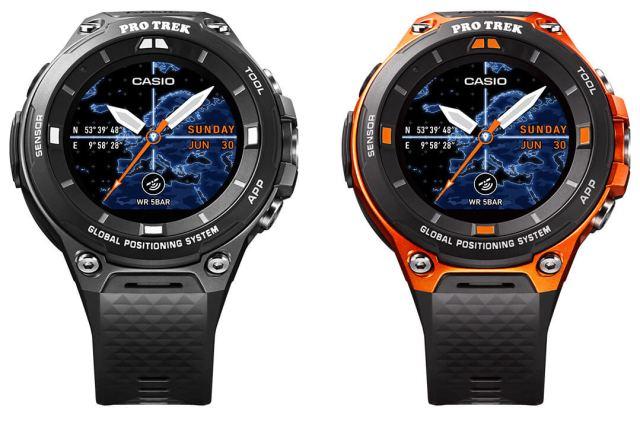 Casio diseña un nuevo Smartwatch