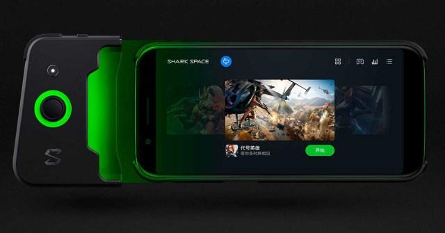 Xiaomi Black Shark lo más novedoso en móviles gaming