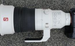 Sony FE 400mm