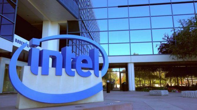 Intel compañía