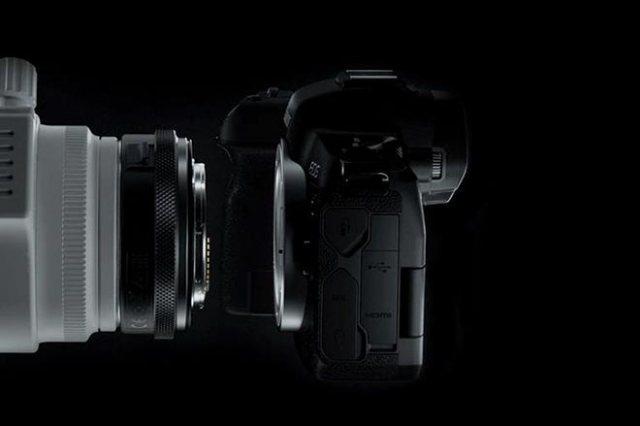 Canon mirrorless