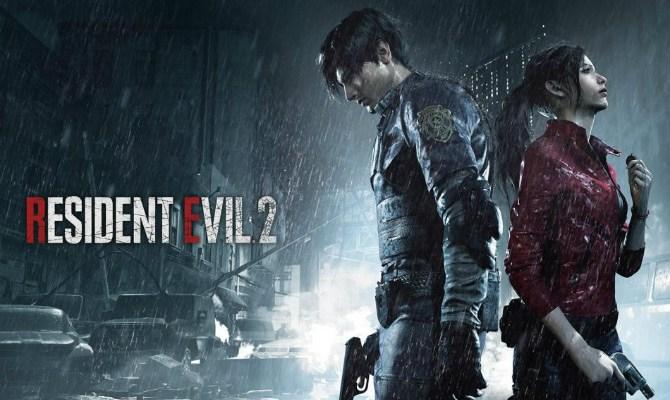 Resident Evil 2 Remake 01