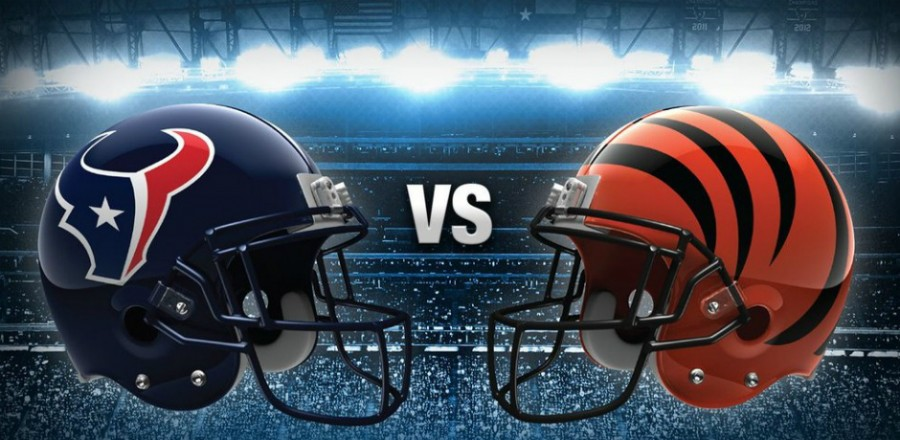 Image result for Houston Texans vs. Cincinnati Bengals