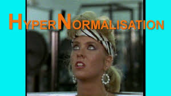 "Adam Curtis: ""Hypernormalisation"""