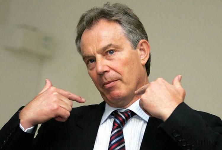 Tony Blair is a hypocrite