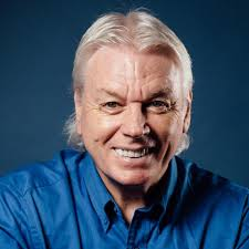 An evening with David Icke