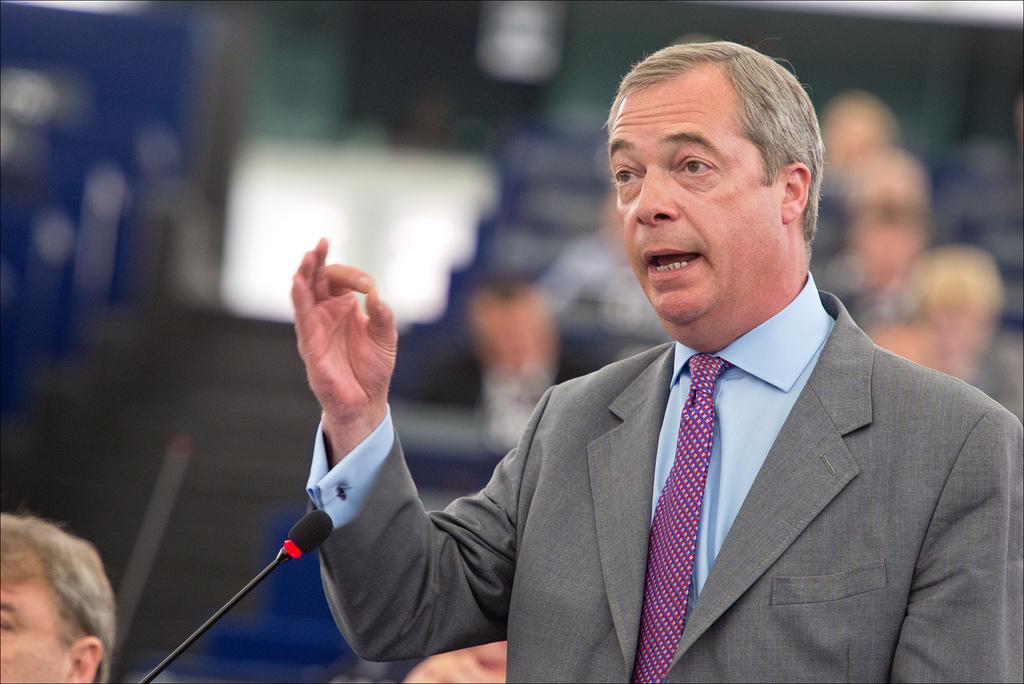 To Nigel Farage: Back UKIP, or back off!