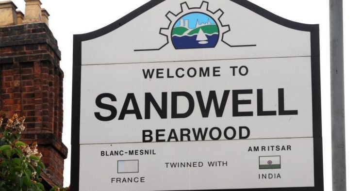 Sandwell: the one-party state