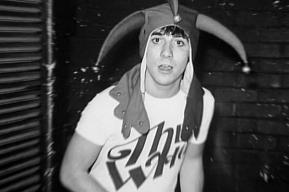 Keith Moon Young