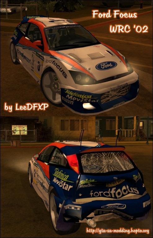 Ford Focus Gta 5 : focus, Place, Focus