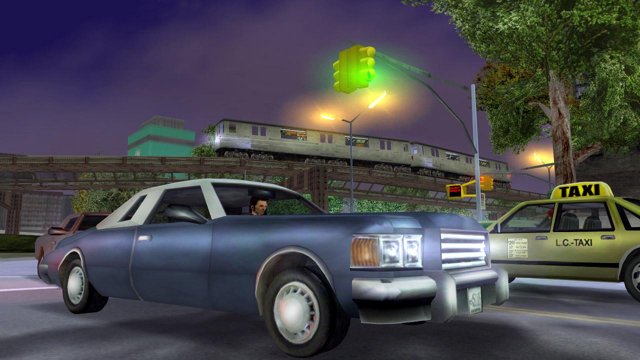 The GTA Place GTA III Xbox Screenshots