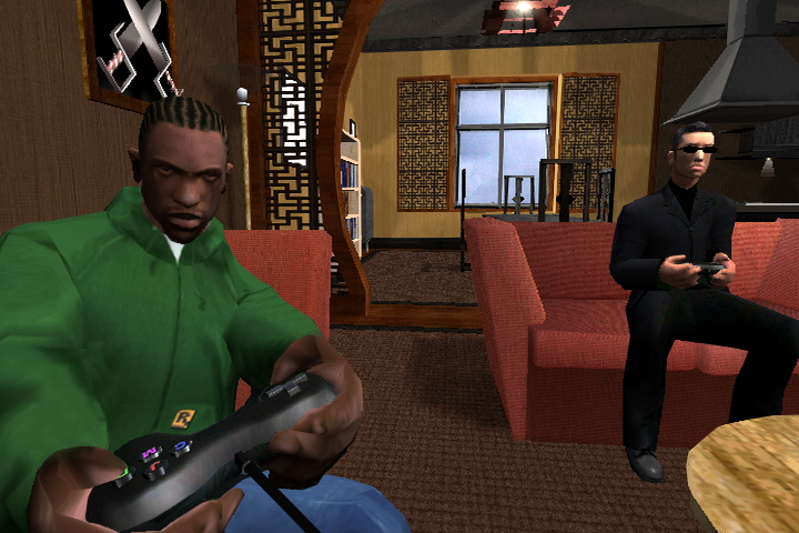 The GTA Place San Andreas Xbox Screenshots