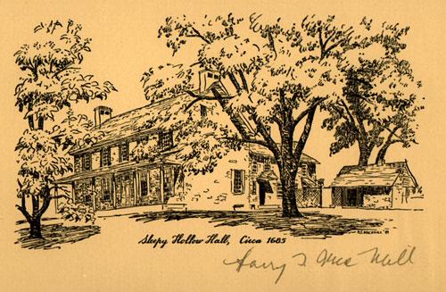Sleepy Hollow Hall Exton, PA