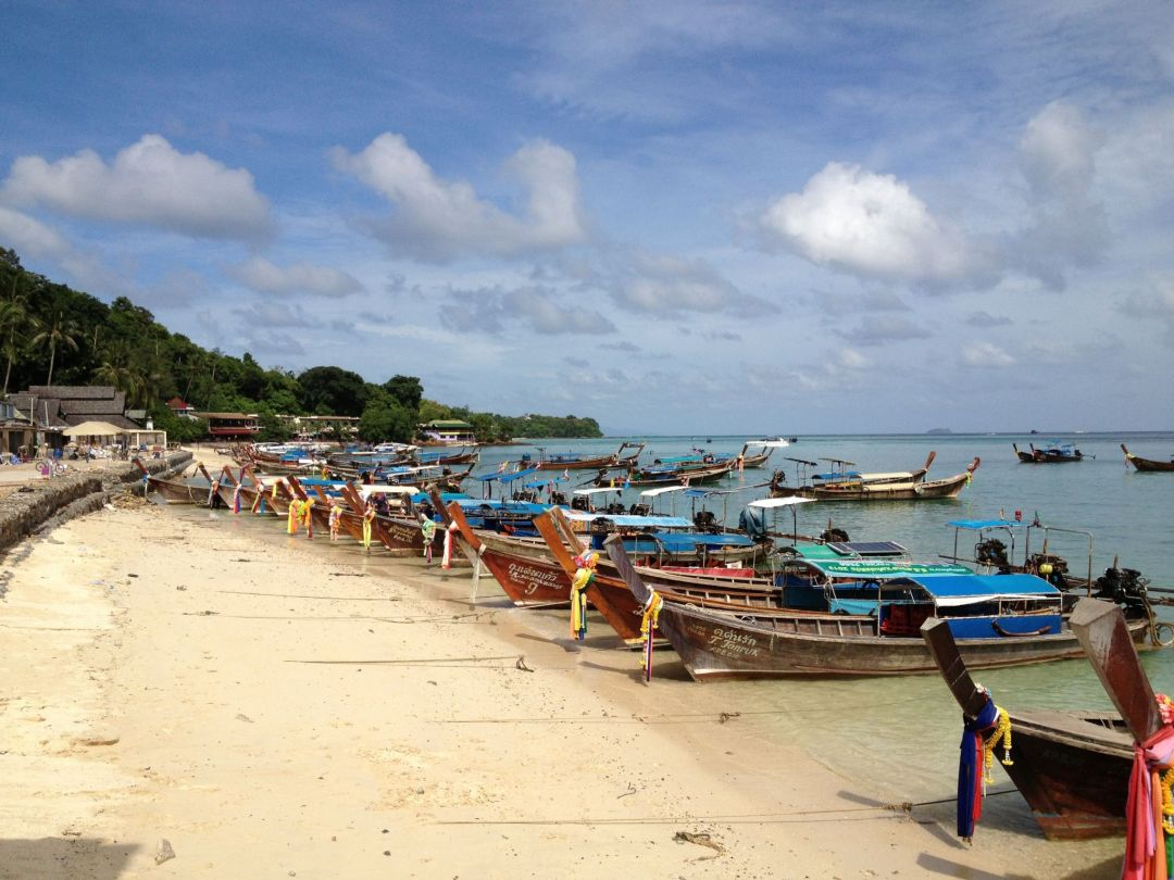 Asia trip – Koh Phi Phi, Thailand