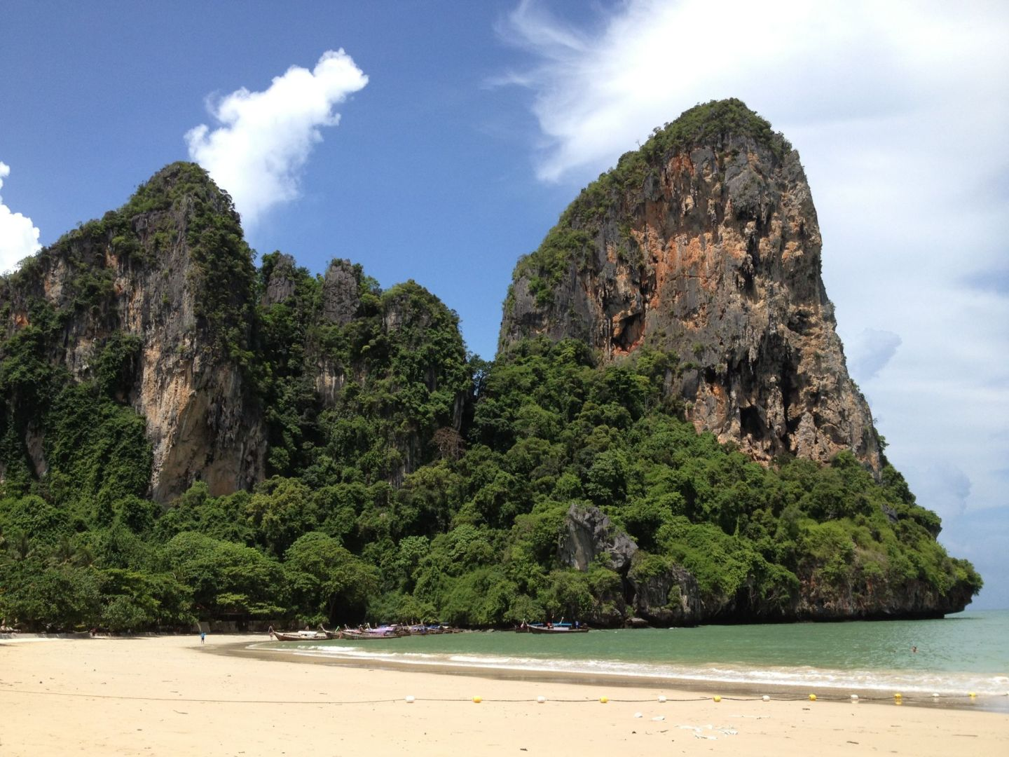 Asia trip – Railay, Thailand