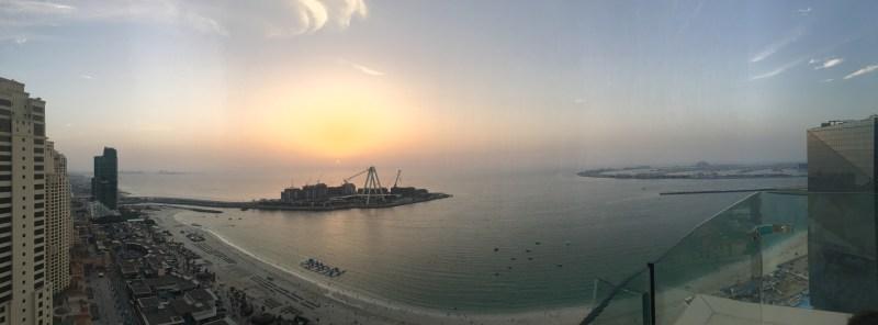 Hilton Pure Sky Lounge Dubai Marina