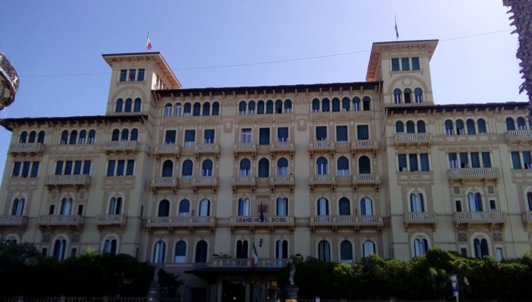 Grand Royal Hotel, Viareggio