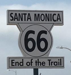 End of Route 66, Santa Monica