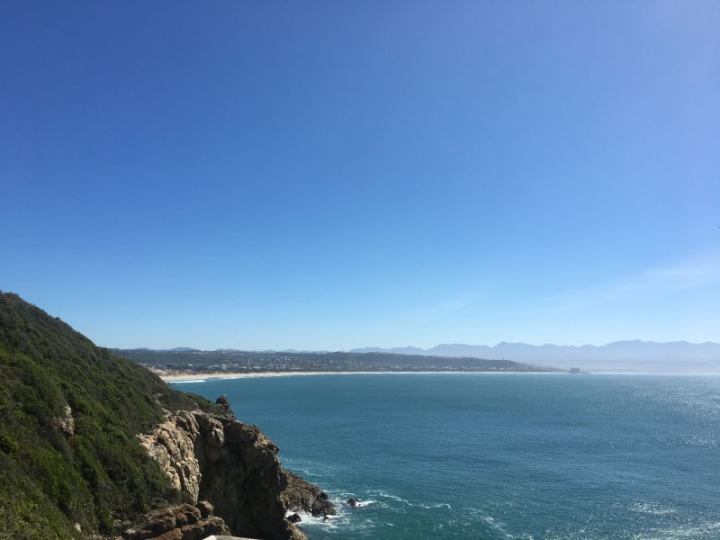 Views from The Robberg towards Plettenberg Bay