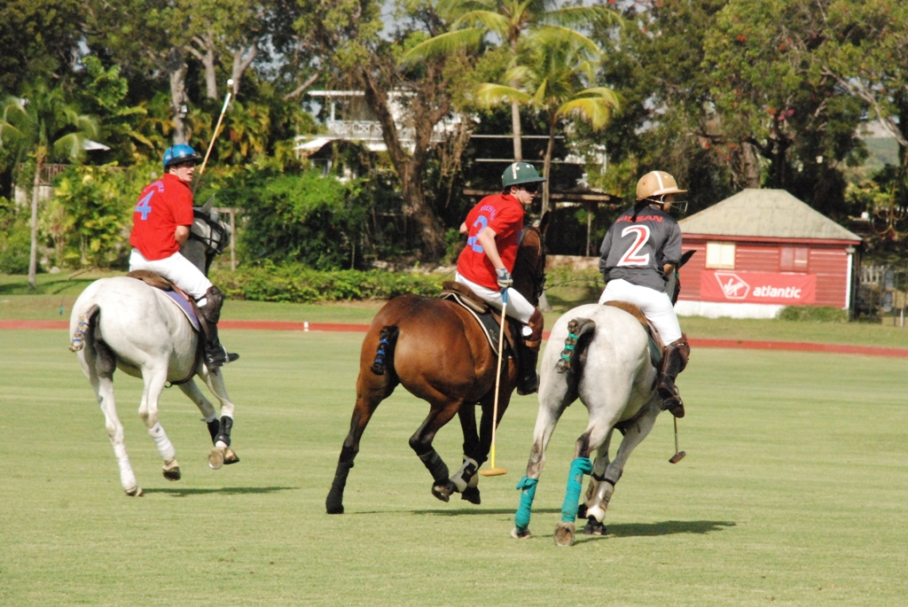 Polo Match in Barbados