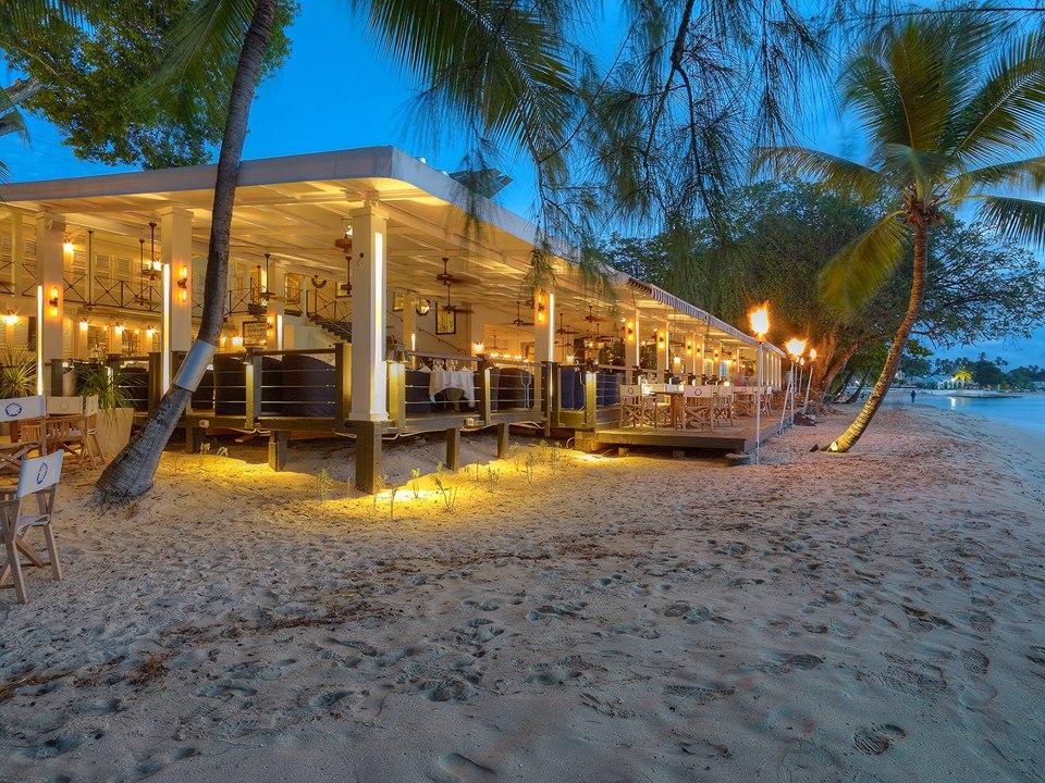 Best Barbados Restaurants - Lone Star
