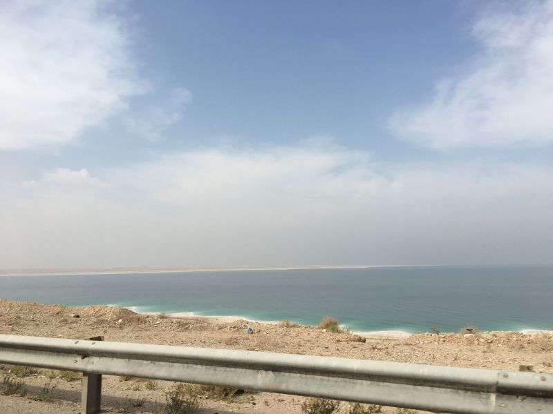 Dead Sea Highway Jordan