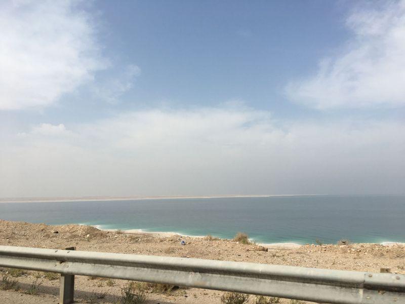 Dead Sea Highway Jordan