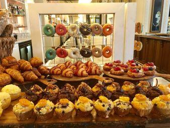 Cafe Belge Brunch, Ritz Carlton DIFC Dubai