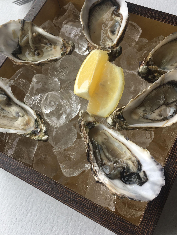 Oysters Al Grissino Restaurant Dubai