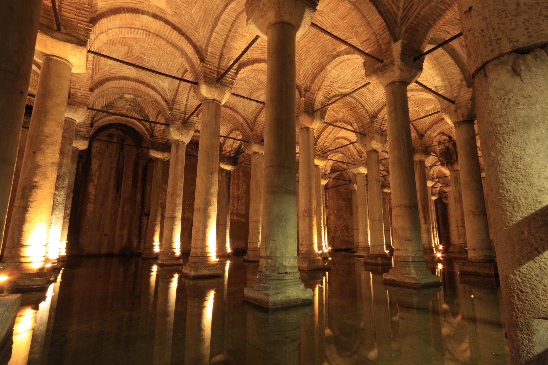 Basilica-Cistern-Istanbul