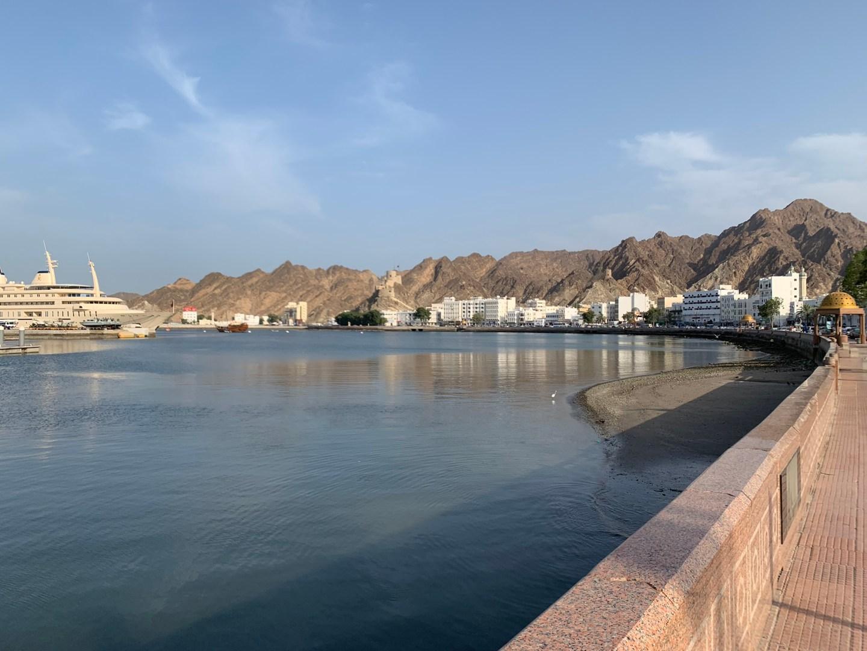 Mutrah Corniche Muscat