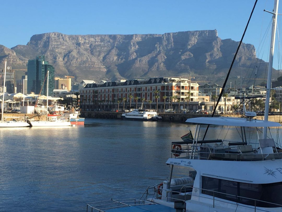 Dubai & South Africa Trip Report – Part 2 Cape Town