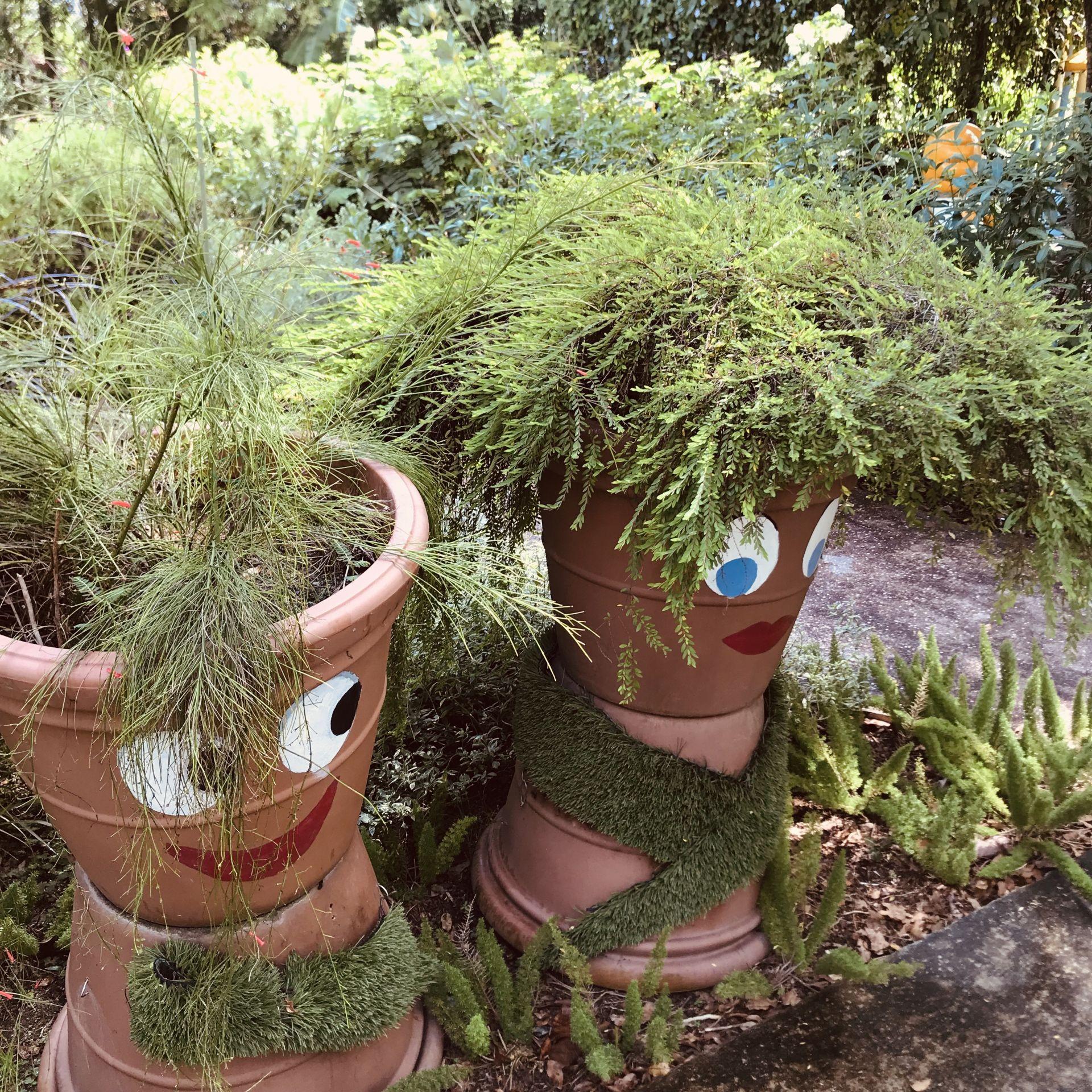 Flowerpots-Hort-Park