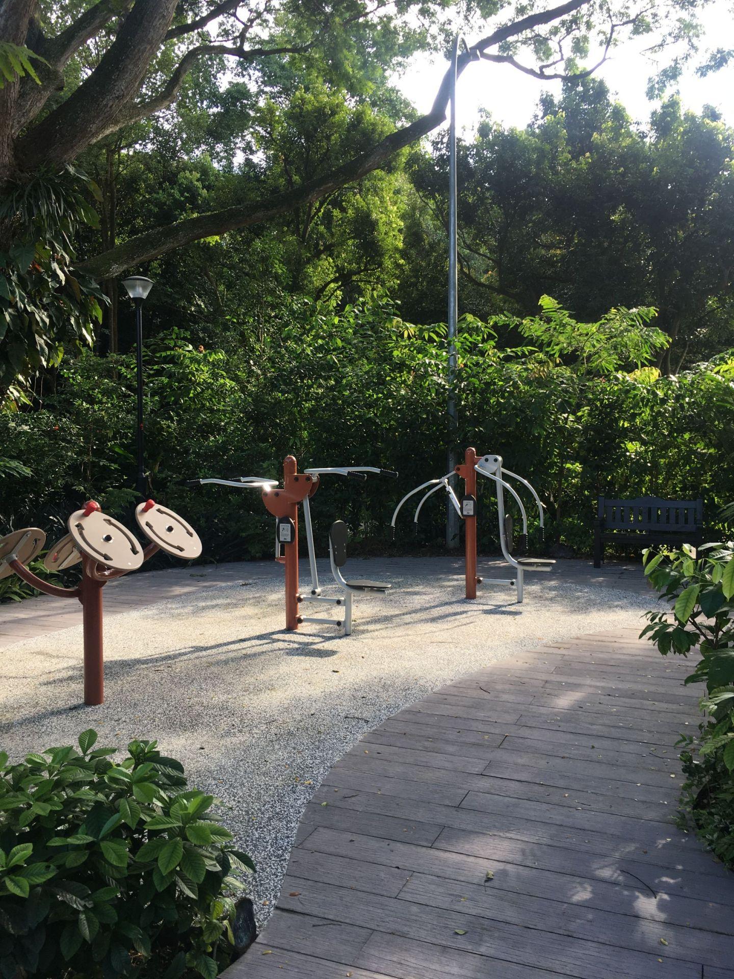 Fitness-corner-telok-blangah