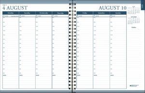 Back-to-school - Calendar - Planner Inside