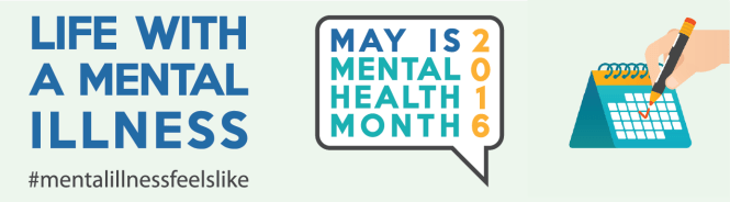 mentalhealth - May is Mental Health Awareness Month