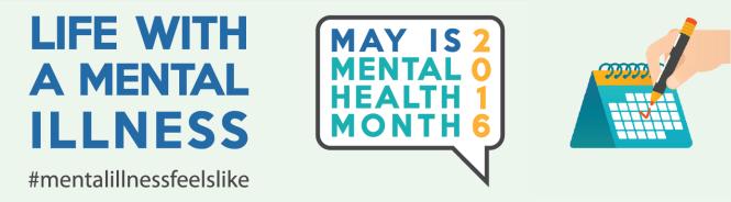 mentalhealth - May is Mental Health Awareness Month