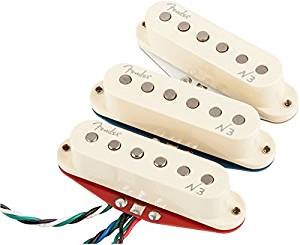 The 4 Best Noiseless Strat Pickups In 2017  Reviews & Buyer Guide