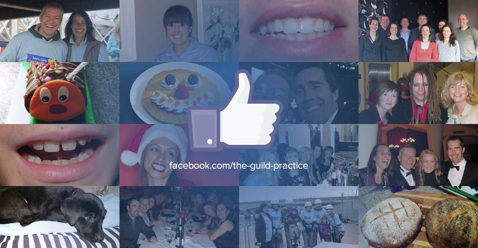 Follow The Guild Practice on Facebook