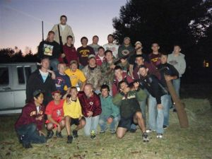 Cobber Trap Shoot 2011