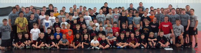 St. Cloud State Youth Wrestling Clinic