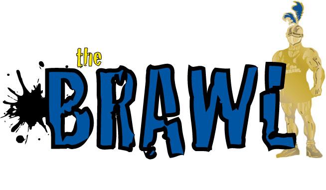 The BRAWL logo