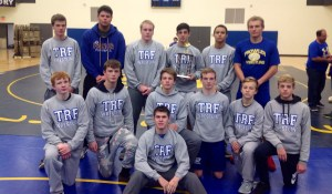 Wadena-Deer Creek Dennis Kaatz Memorial Invitational 2nd Place: Thief River Falls Prowlers