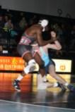 Photo by Johnnie Johnson. 184: #6 Uthman Rabiu (SCS) over Nick Baumler (UPIO) (Dec 8-6)