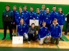 Paynesville Invitational 2nd Place: Sartell Sabres